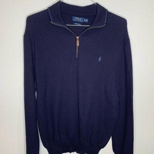 Polo by Ralph Lauren 1/2 Zip sweater